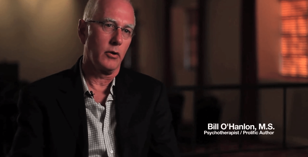 Dr. Bill O'Hanlon Cautions Against Pornography
