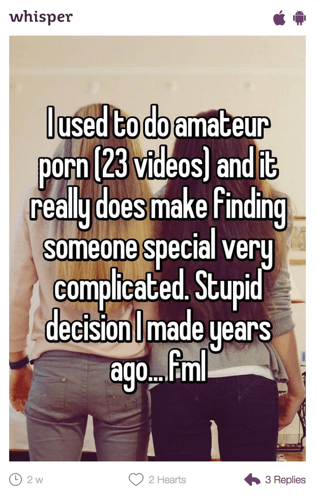 Порно шепот