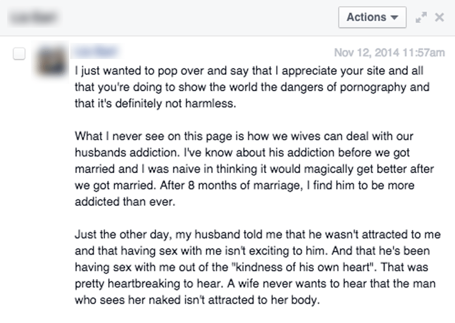 Agree with Getting out of a porn addiction happiness
