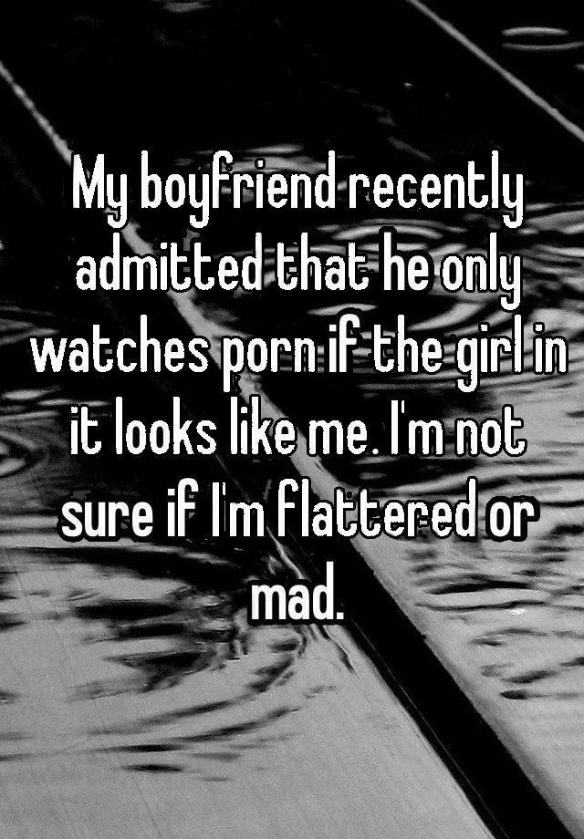 why my boyfriend watches porn