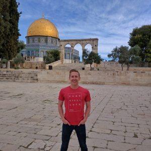 @shpeve Steve Gould, Jerusalem,