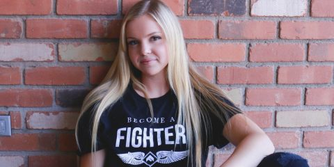 nicole tingy fighter spotlight