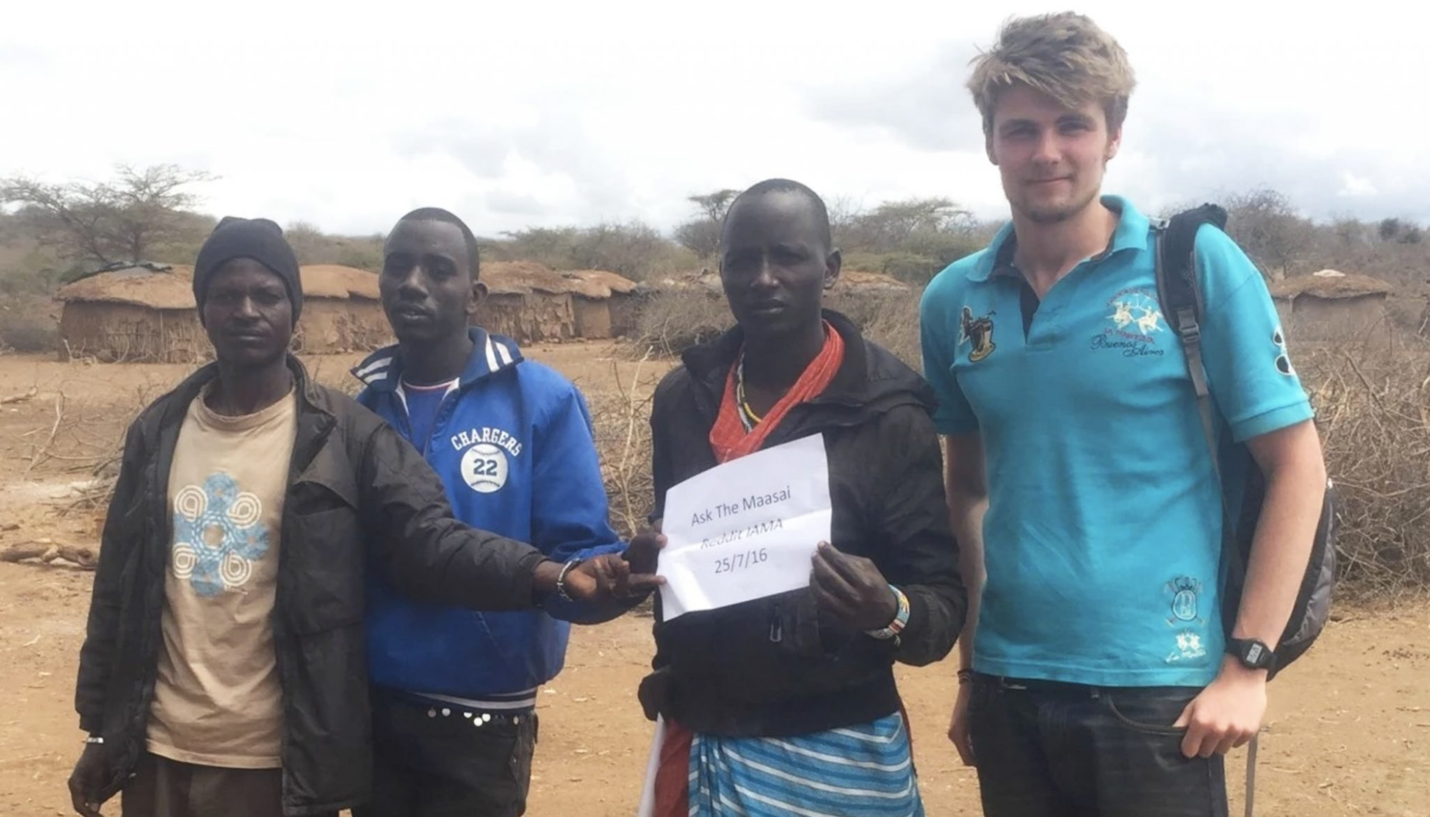 Reddit Users Try Showing Porn To A Remote Kenyan Tribe, And Their Reply Is Perfect