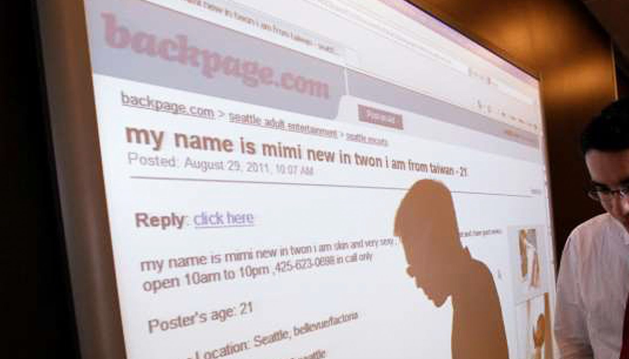 Breaking News: Backpage.com CEO Arrested On Felony Pimping Charges