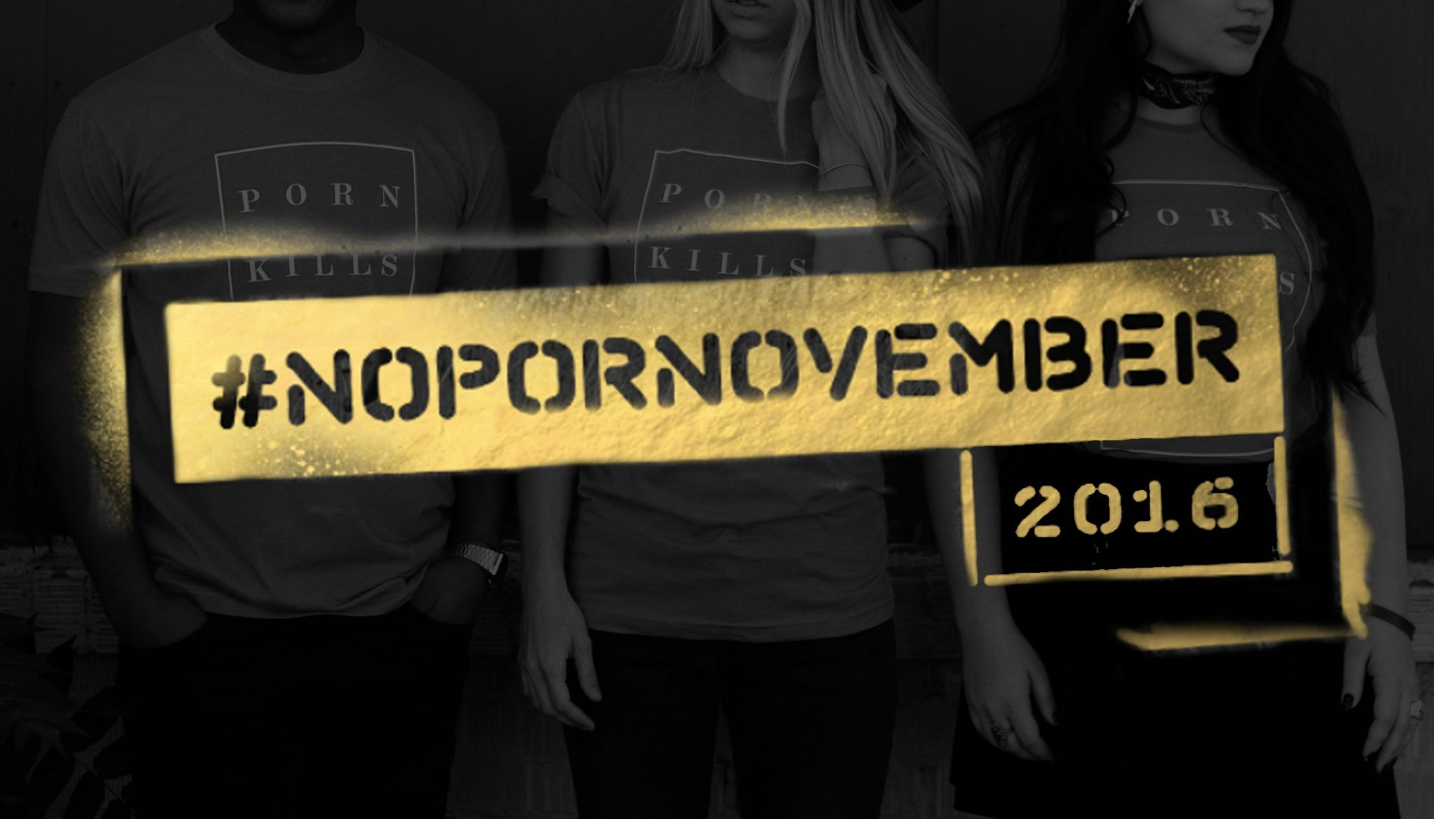 #NoPornovember 2016 Recap – Thank You!