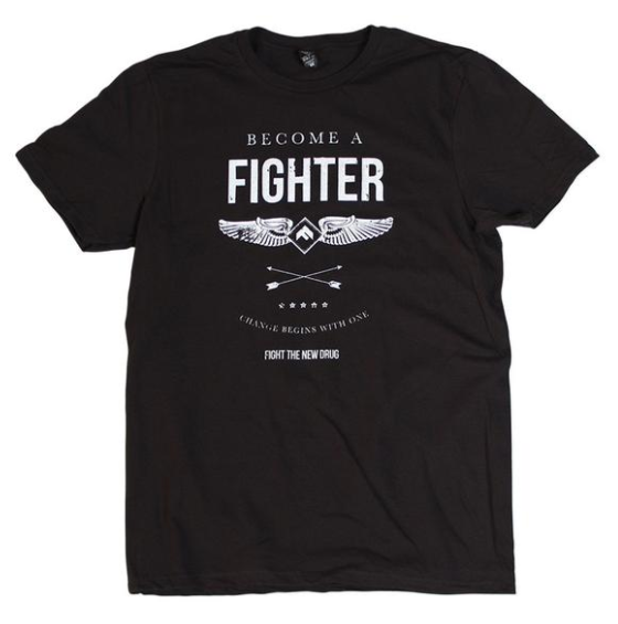 Become A Fighter Tee