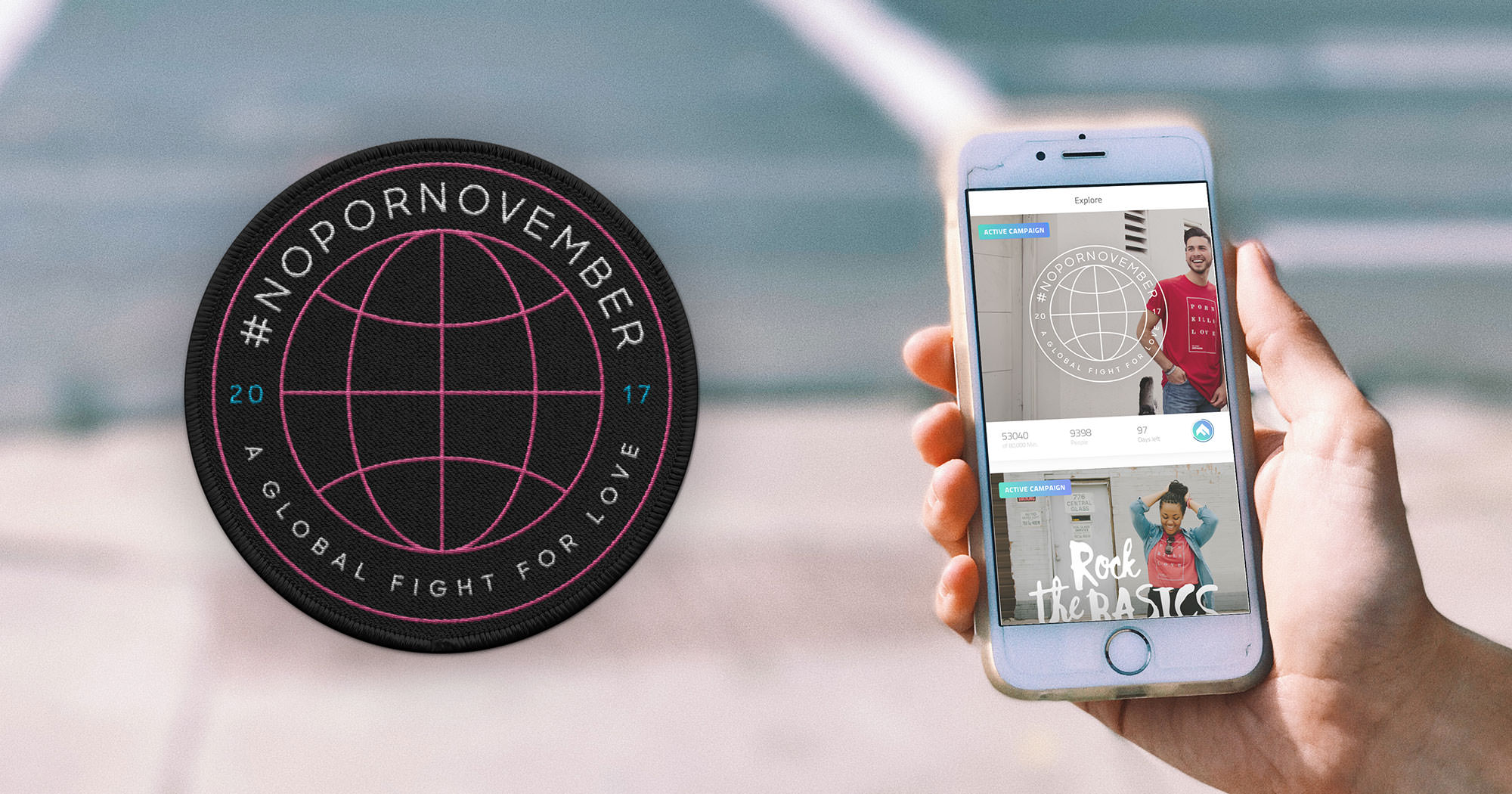 Download Your Official Virtual Passport Here To Join NoPornovember