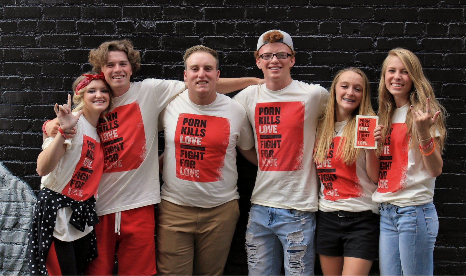 How To Take The Movement for Love To Your Streets In 4 Steps (PHOTOS)