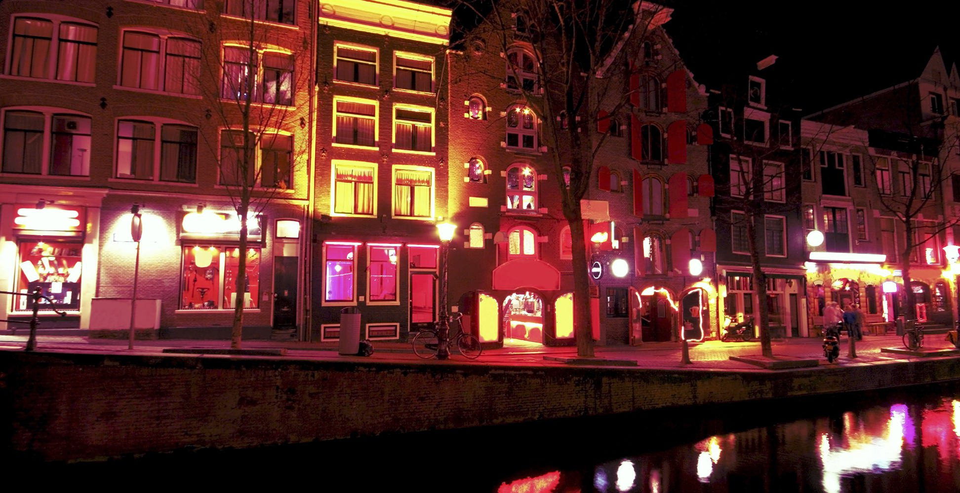 True Story: My Walk Through Amsterdam's Infamous Red Light District