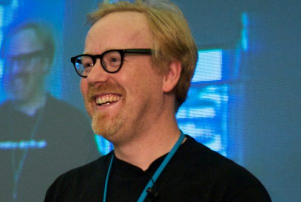 Adam Savage Speaks Out On Porn Harms