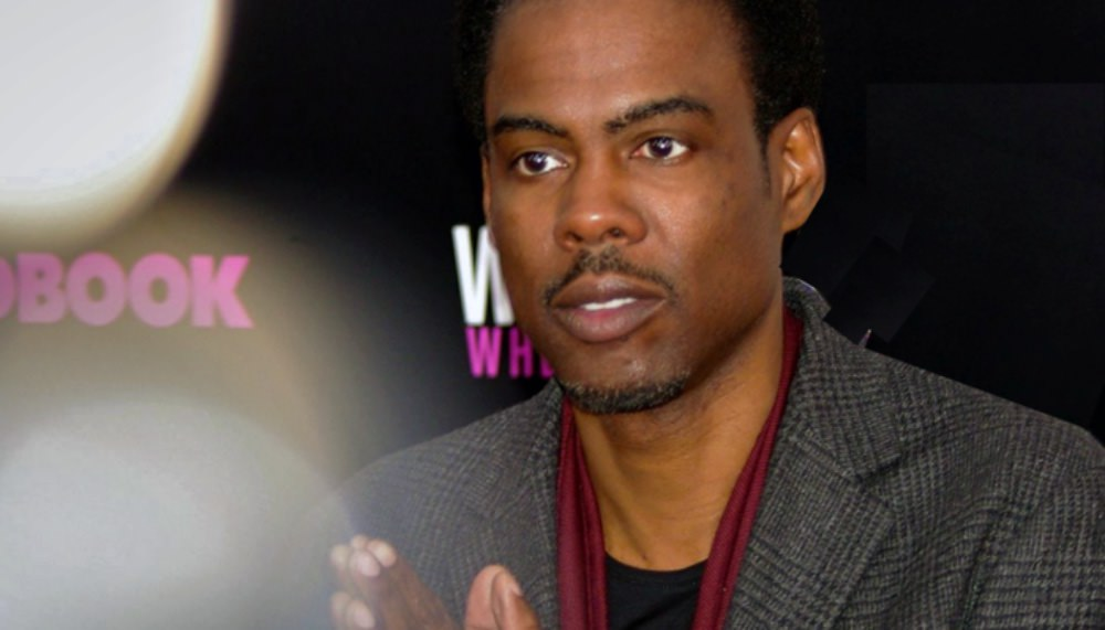 Comedian Chris Rock Reveals Past Porn Addiction During Stand-Up Tour