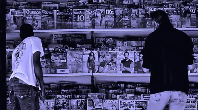 Study Shows Porn Magazines & Rapists Use Similar Language To Describe Women