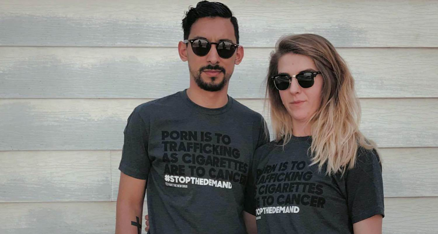 Tips on What to Say When Someone Asks About Your #StopTheDemand Tee