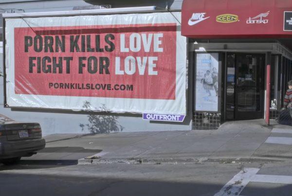 Porn Kills Love Street Team Change Conversation