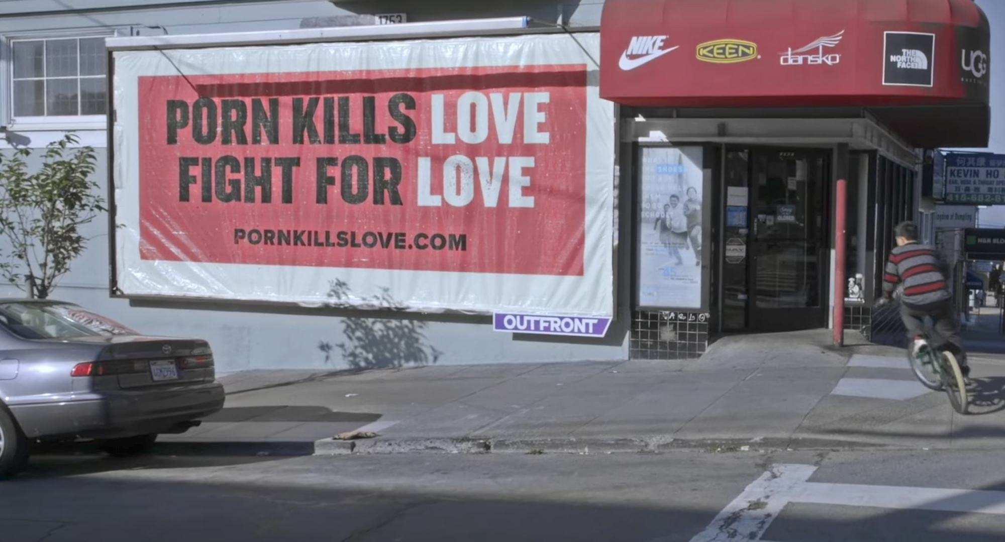VIDEO: The 'Porn Kills Love' Street Team — Changing the Conversation