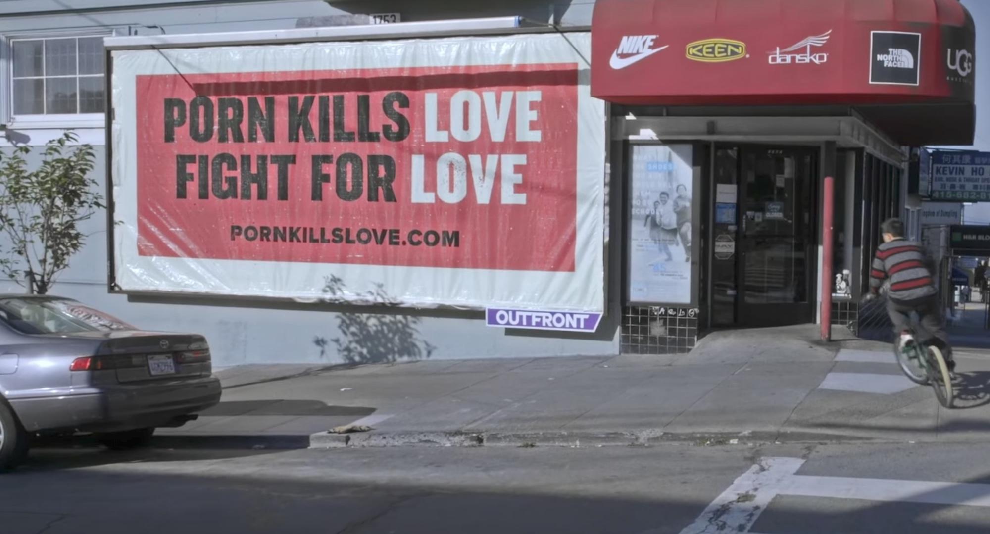 VIDEO: The 'Porn Kills Love' Street Team — Changing the Conversation
