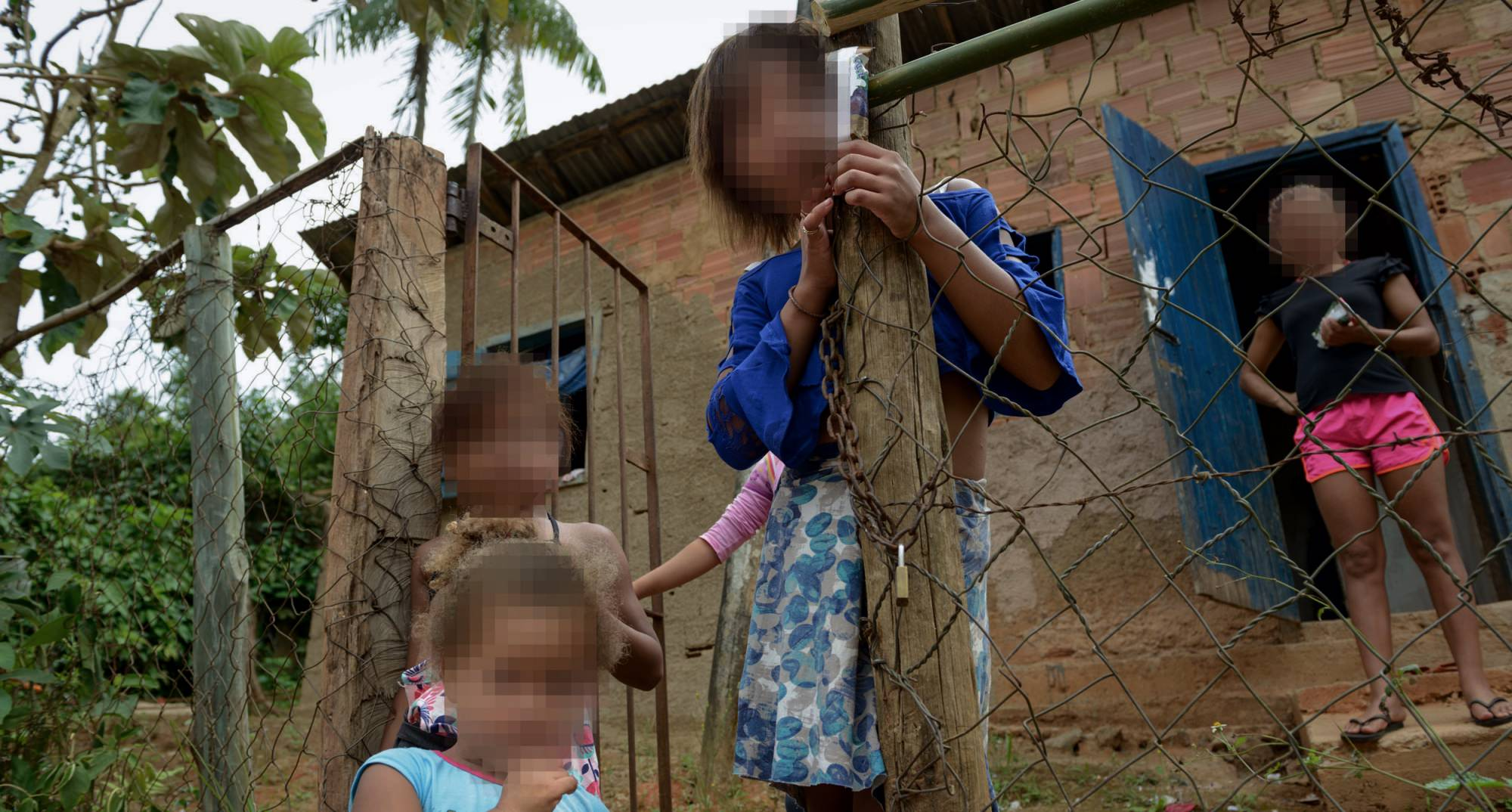 The Infamous Road in Brazil Where 9-Year-Olds Are Sex Trafficked (PHOTOS)
