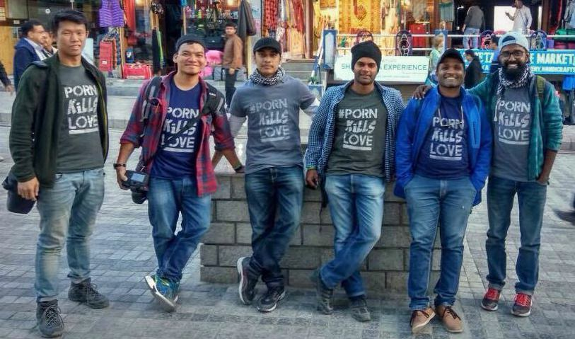 Meet The Guys from India Who Rode 2,000 Miles To Raise Awareness On Porn's Harms