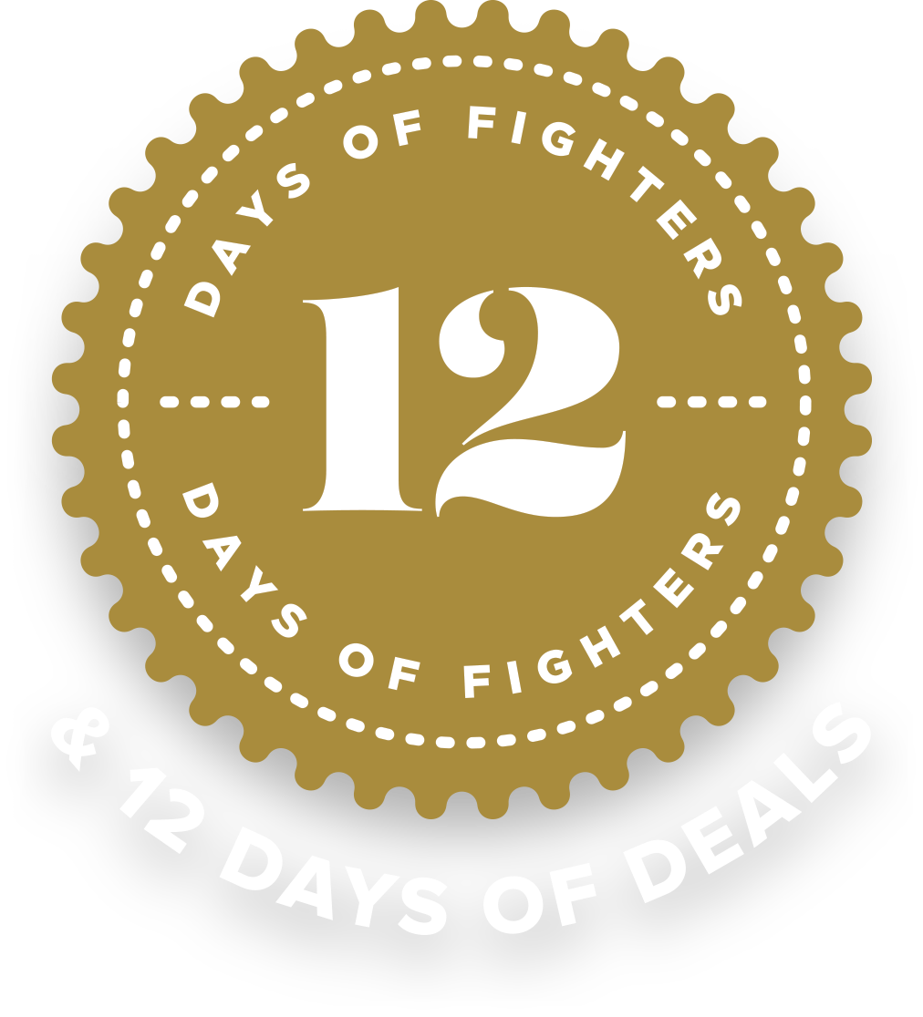 12 Days of Fighters and Deals
