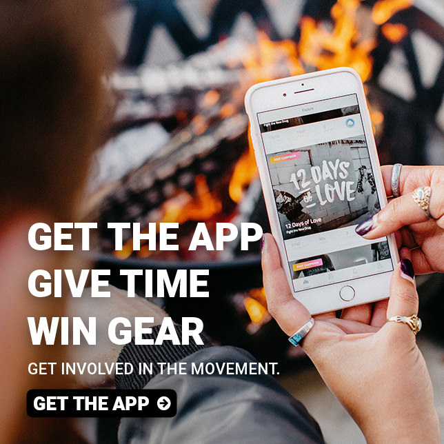 Get the Fighter App and Get Involved