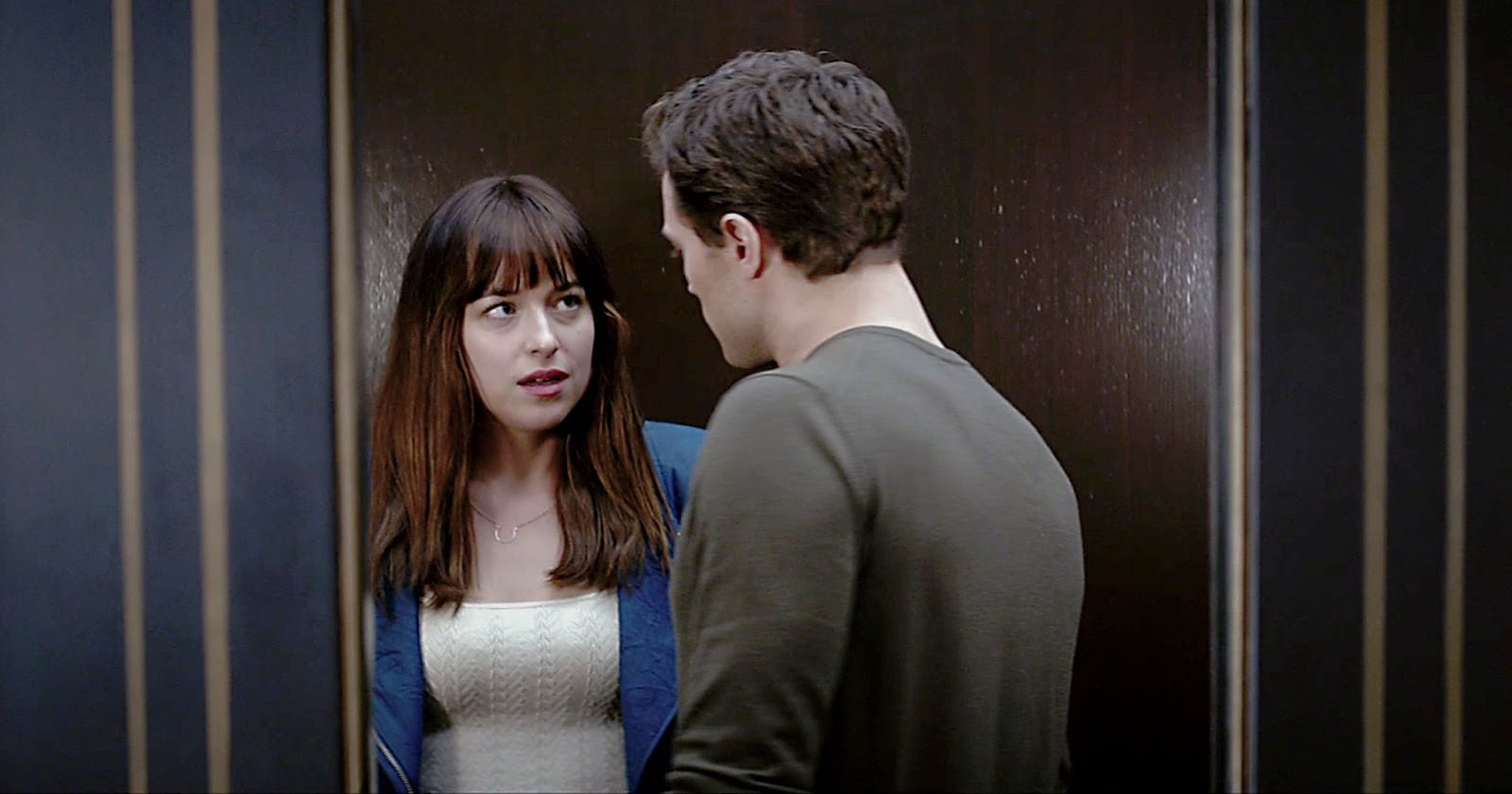 """Researchers Find """"Fifty Shades of Grey"""" Is Characterized By Intimate Partner Violence"""