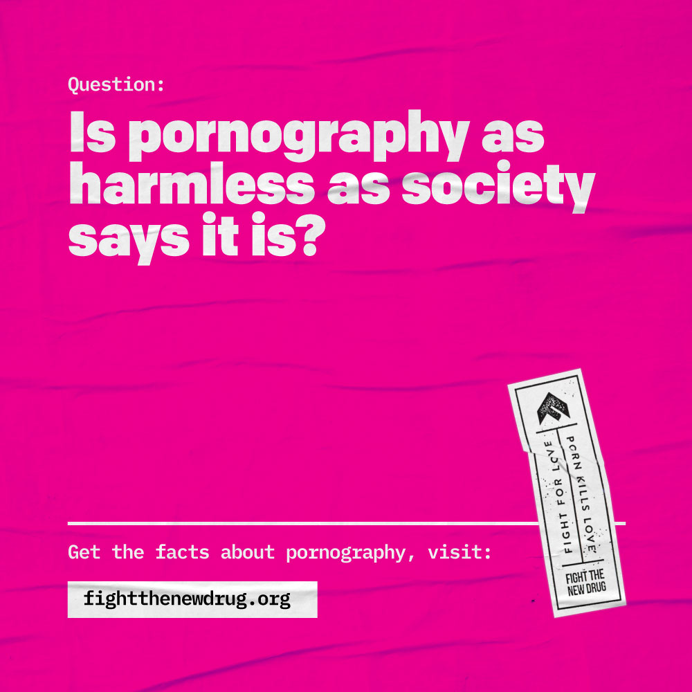 Effect of pornography on our society