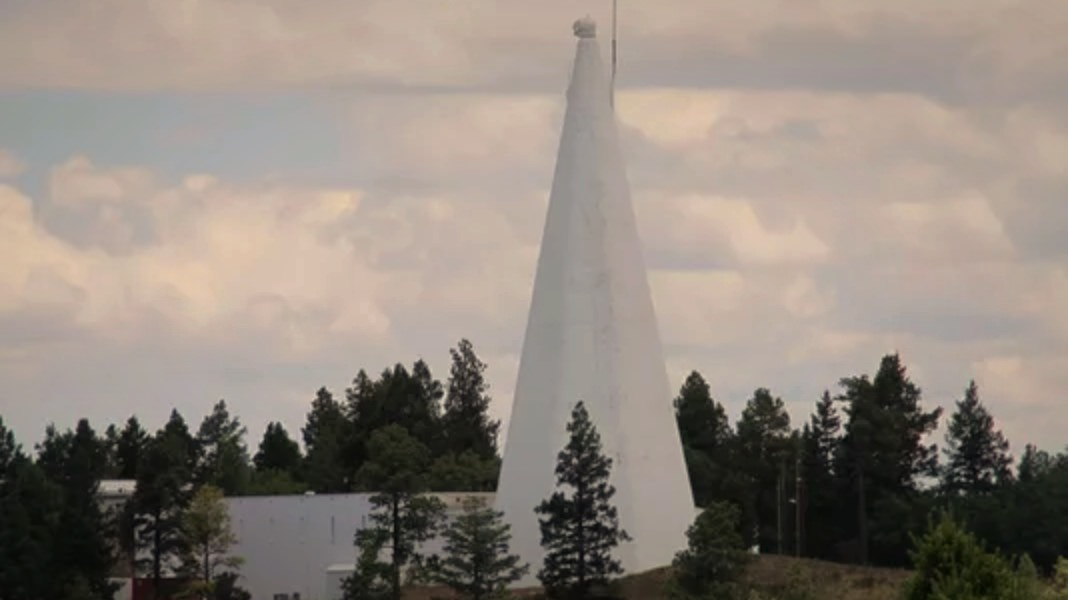 Child Porn, Not Aliens, Evacuated This Solar Observatory in New Mexico