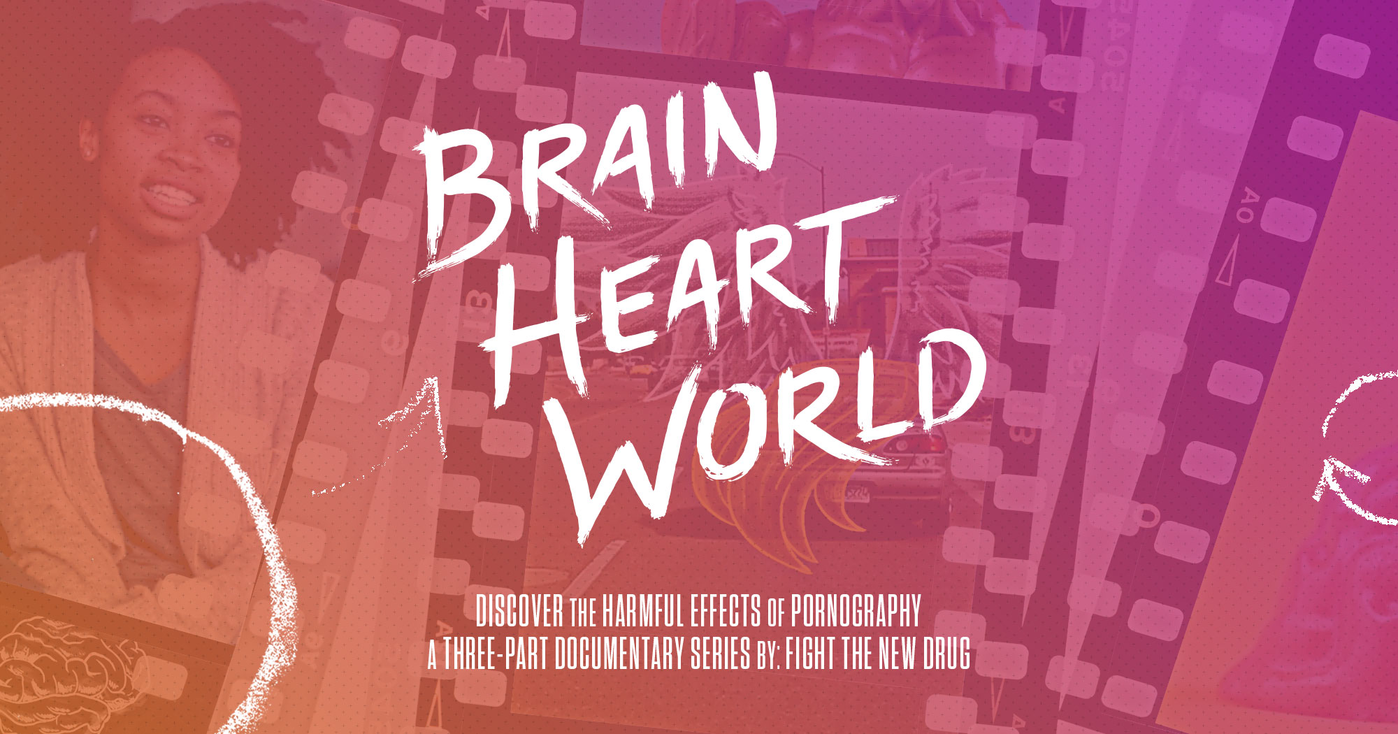 Image result for brain heart world promo photos
