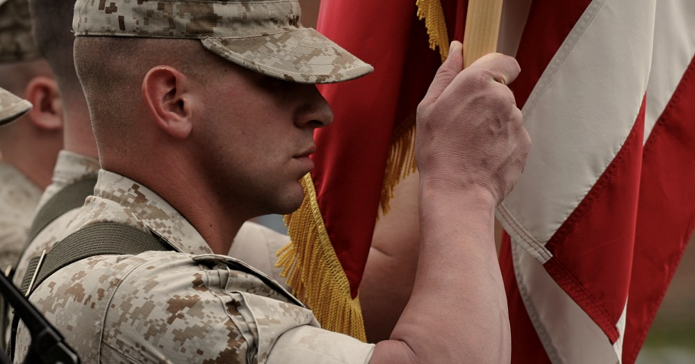 Why This U.S. Marine Decided to Give Up Porn for Good