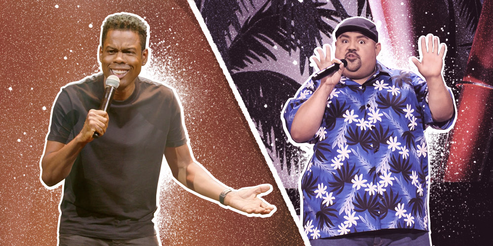 """Chris Rock vs. """"Fluffy"""": These Two Comedians Joke About Porn, but in Very Different Ways"""