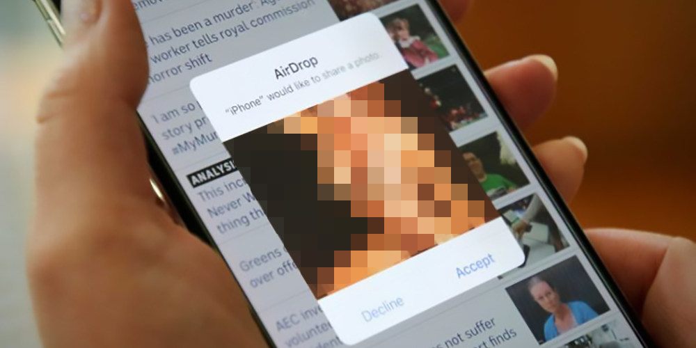 Digital Exhibitionism: Why Strangers are AirDropping Nudes to Unsuspecting Recipients