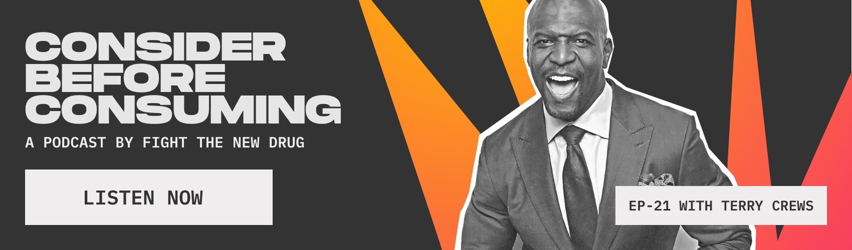 Podcast - Terry Crews - Black