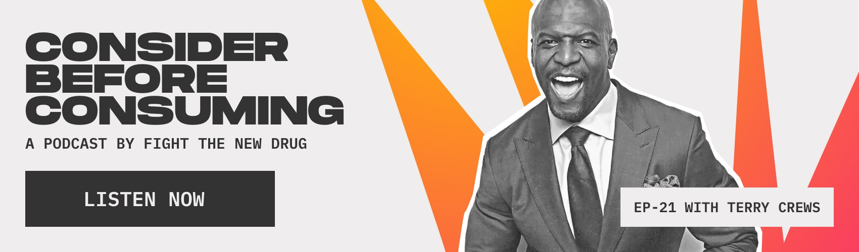 Podcast - Terry Crews - White